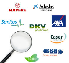 comparativa seguros salud