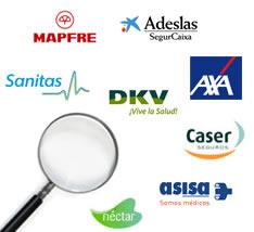 comparativas seguros salud