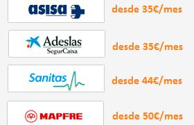 precios seguros salud