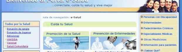 portales de salud