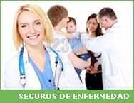 seguro de enfermedad