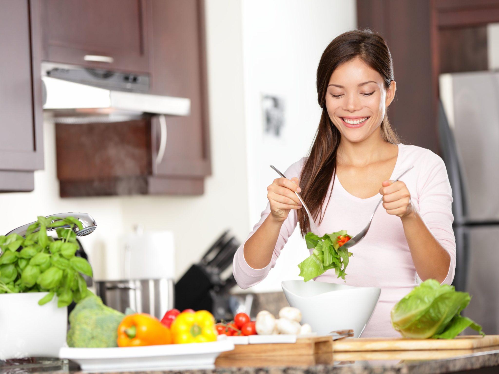 Utensilios para cocinar de forma saludable todo salud - Cocinar verduras para dieta ...