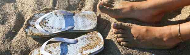 Cómo cuidar los pies en verano