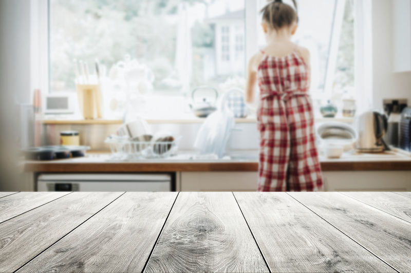 limpieza-cocina-madera